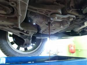 volkswagen passat 2009 výmena oleja v automatickej prevodovke a filtra