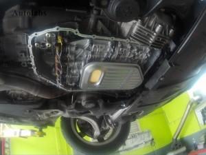 Audi A6 nový filter do automatickej prevodovky