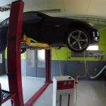 BMW 320 – preplach automatickej prevodovky – výmena oleja v automatickej prevodovke