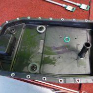 BMW 320d 2009 nová olejová vaňa s integrovaným filtrom na automatickú prevodovku