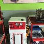 automatická prevodovka – stroj na preplach
