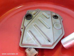 mercedes - filter z automatickej prevodovky