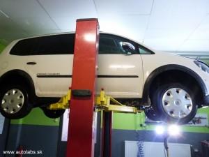 volkswagen touran 2013 - výmena oleja v automatickej prevodovke