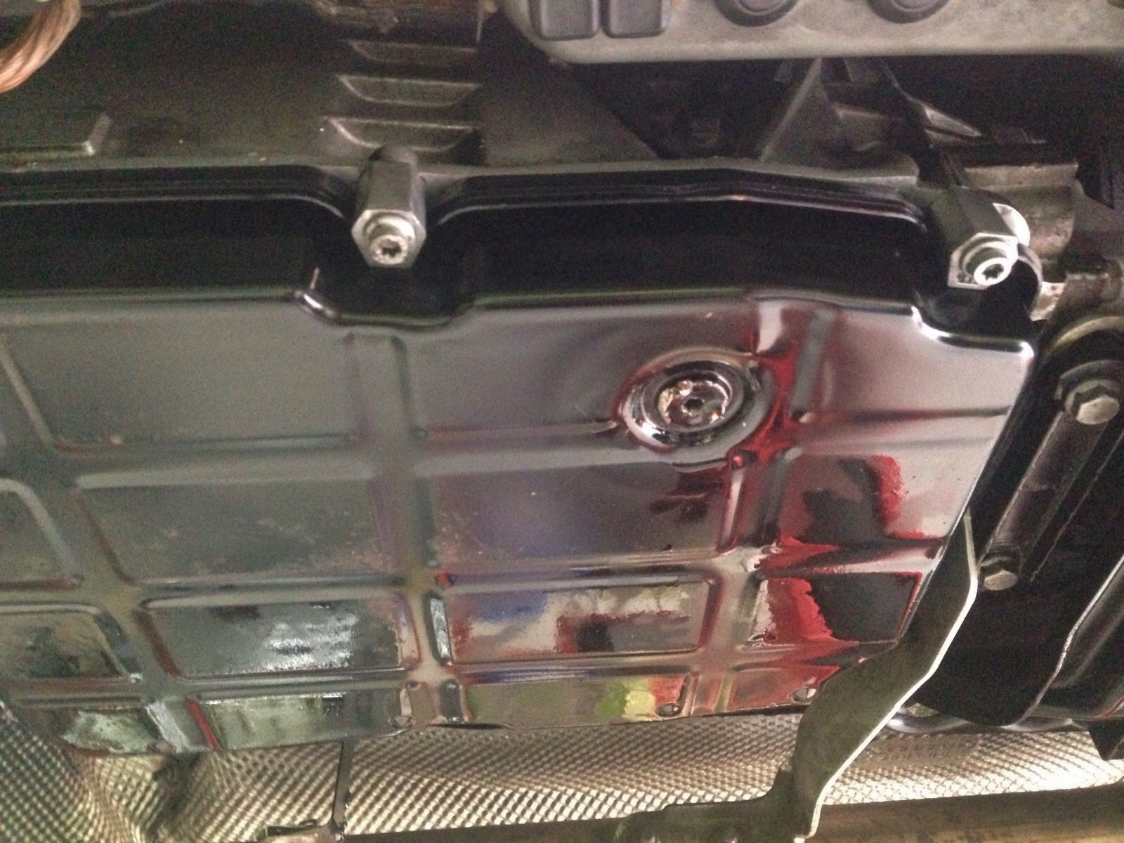 a40f0d01c4aa ... výmena oleja v automatickej prevodovke - neodborný zásah ...