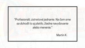 martin recenzia na servis automatických prevodoviek