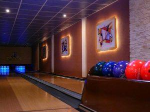 penzión Gejdák - bowling